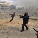حمله به پایگاه نظامی نزدیک مرز ایران توسط داعش