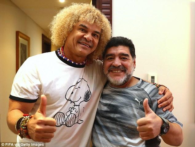 مارادونا این چنین بحرین را به هم ریخت