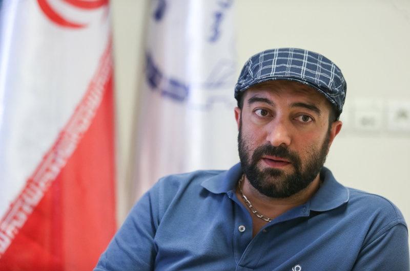 تبریک تولد مجید صالحی به رضا عطاران