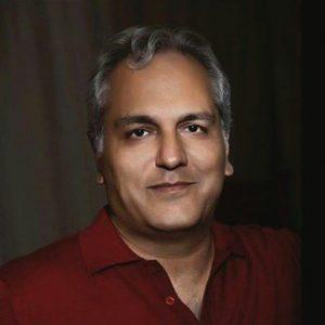 واکنش مهران مدیری به ازدواج نرگس محمدی با علی اوجی