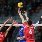 قهرمانی تیم ملی والیبال جوانان در بازیهای کشورهای اسلامی