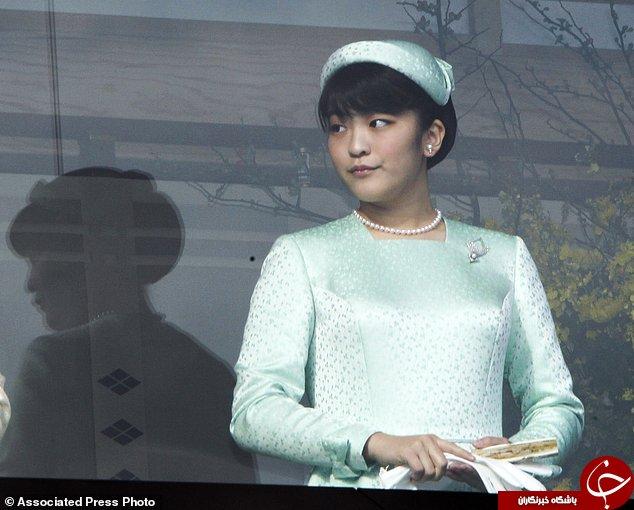 ازدواج دختر امپراتور ژاپن