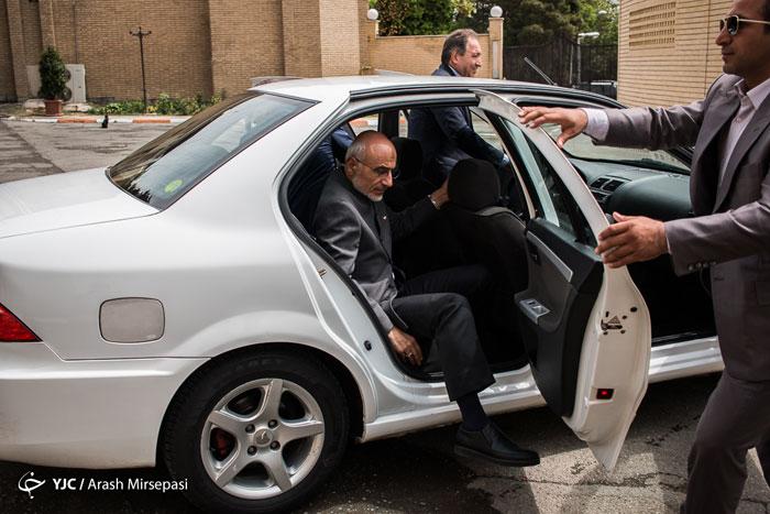 خودرو نامزدهای انتخابات