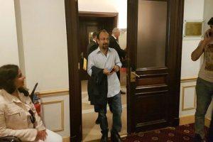 اصغر فرهادی و بازیگر زن معروف در کن رای دادند
