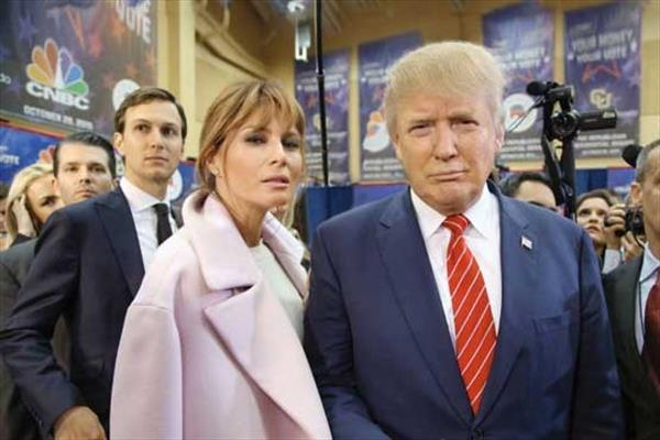 زن ترامپ