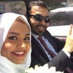 مراسم ازدواج فریبا باقری مجری تلویزیون و رادیو