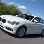 تصادف BMW ماشین میلیاردی در تهران