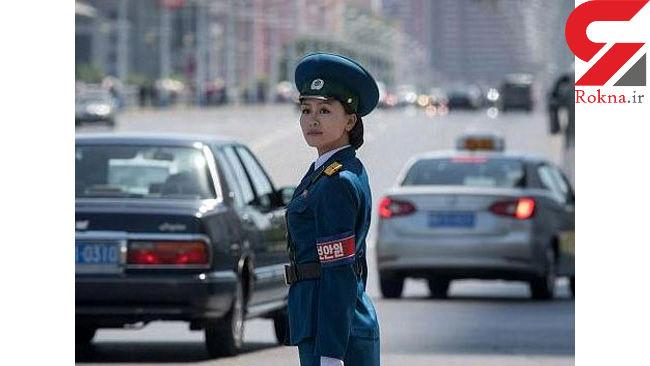 زیباترین دختران پلیس