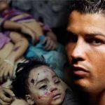 محرومیت 3ساله کریستیانو رونالدو پس از دفاع از مردم فلسطین