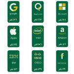 تعداد ایرانی های شاغل در غول های فناوری جهان