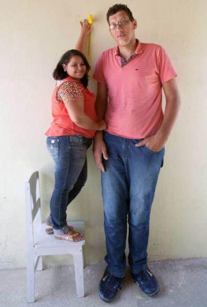 ازدواج دختر 145سانتی