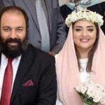 «نرگس محمدی» و همسرش در کنار سلطان طنز