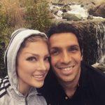 همسر سپهر حیدری برای تولدش چه نوشت؟