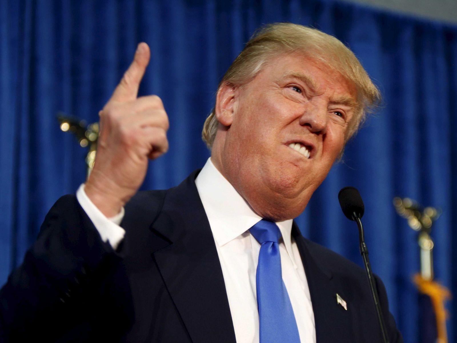 توئیت توهینآمیز ترامپ درباره چهره مجری زن تلویزیون، جنجال آفرید!
