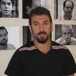 علی انصاریان فوتبالیست و بازیگر معروف عزادار شد