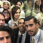 هفت عکس از مراسم عروسی حاج صفی