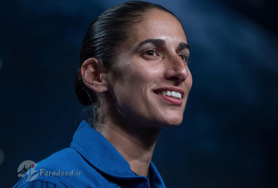دختر نابغه ایرانی در ناسا
