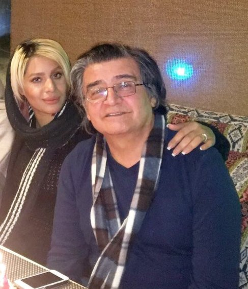 تبریک رضا رویگری به همسرش تارا به مناسبت جشن تولد وی!