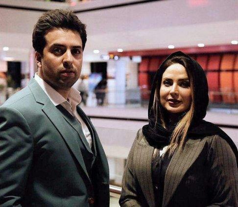 سولماز آقمقانی و همسرش