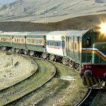 تصاویری از خروج قطار مسافربری اهواز-مشهد از خط