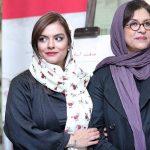 جشن تولد دنیا دختر رویا تیموریان با حضور همسر شهاب حسینی!