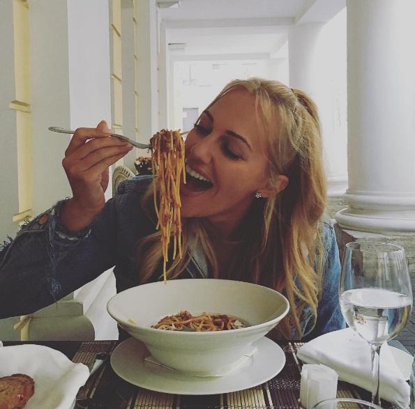 غذای مورد علاقه مریم اوزرلی