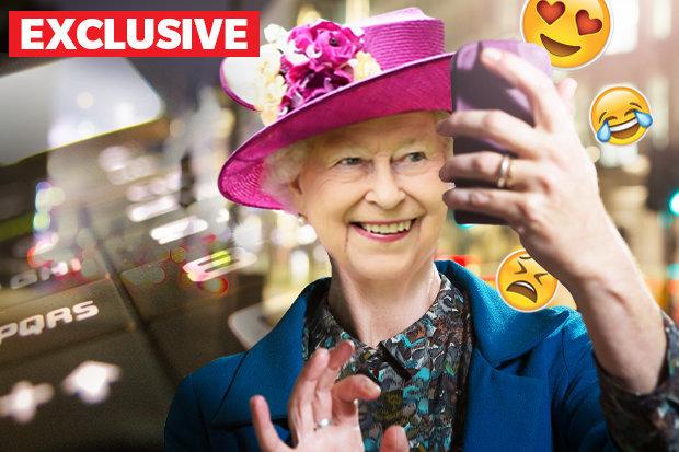 تلفن همراه ملکه انگلیس چیست؟ +عکس