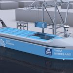 کشتی خودرانِ بدون خدمه ۲۵ میلیون دلاری