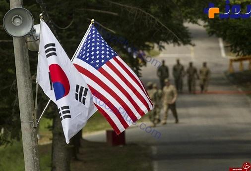 تعرض سرباز آمریکایی به یک زن کره ای
