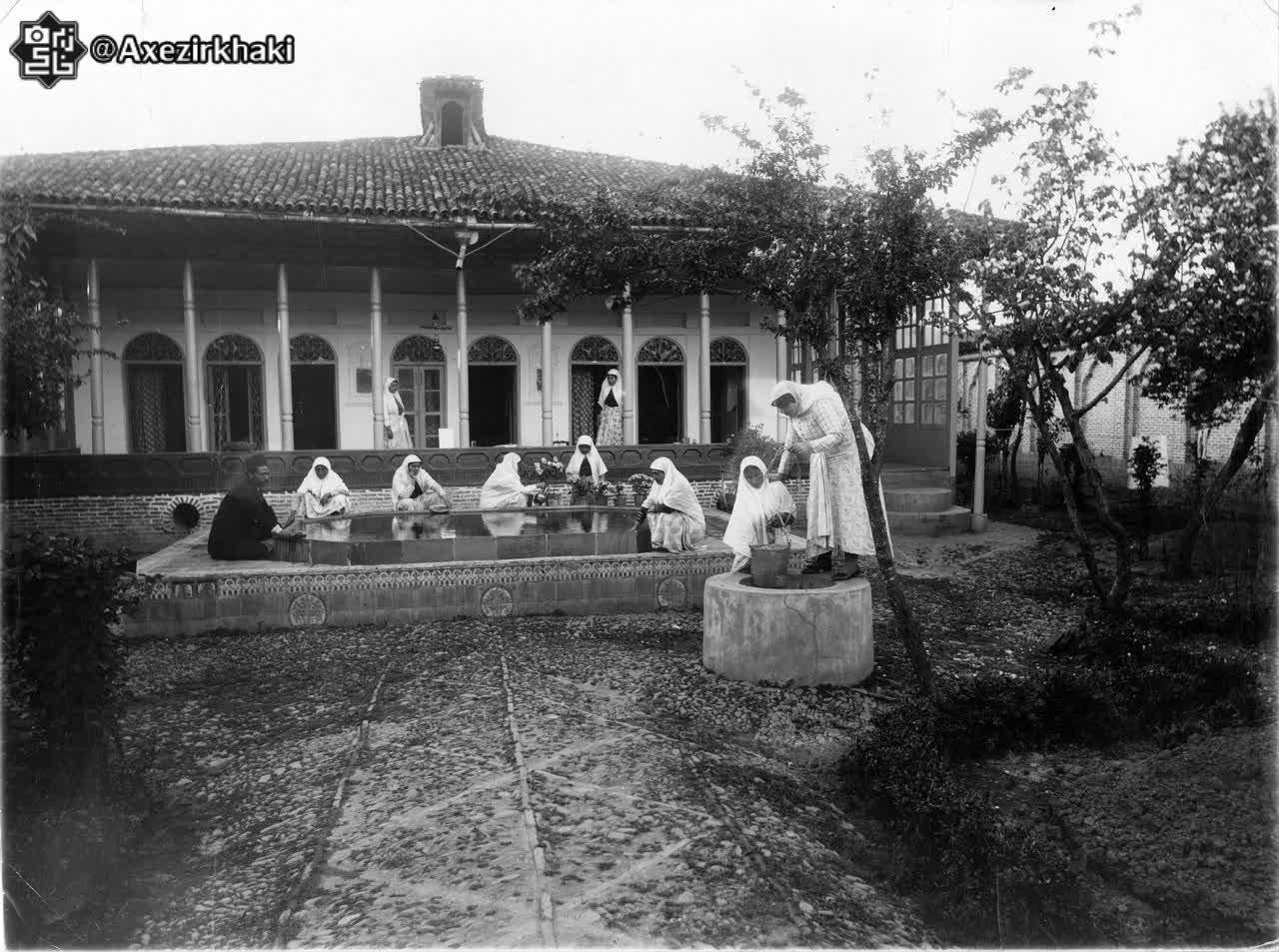 منزل دختر ناصر الدین شاه
