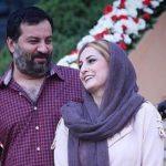 مهراب قاسم خانی این عکس جالب از همسرش را منتشر کرد!