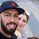 شب نشینی اشکان دژاگه و همسرش با دوستان شان