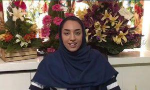 کیمیا علیزاده تکواندوکار کشورمان امروز مرخص شد