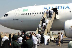 همه چیز درباره پروازهای حج تمتع از ۲۰ فرودگاه کشور