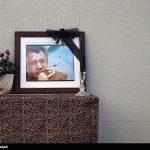 مراسم تشییع پیکر مرحوم حبیبالله کاسه ساز
