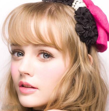 آنجلیکا کنووا زیباترین دختر