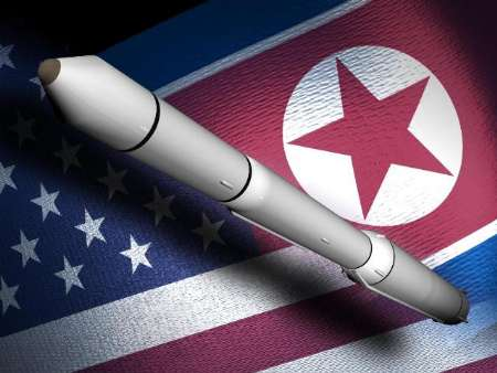 آمادگی آمریکا برای حمله به کره شمالی
