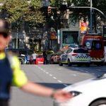 احترام بارسلونا به درگذشتگان حوادث تروریستی +فیلم