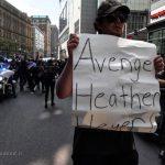 تظاهرات بزرگ علیه نژادپرستی در بوستون