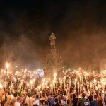 تظاهرات و درگیری شدید در ویرجینیای آمریکا