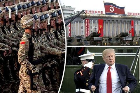 ماجرای حمله کره شمالی به گوام