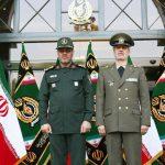امیر حاتمی وزارت دفاع را تحویل گرفت