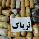 کشف ۳۶۳ کیلو تریاک از تریلی در مشهد