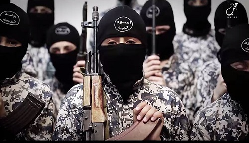 یک داعشی داعشیها را کشت