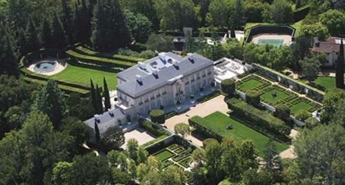 گرانقیمت ترین خانه ویلایی در آمریکا