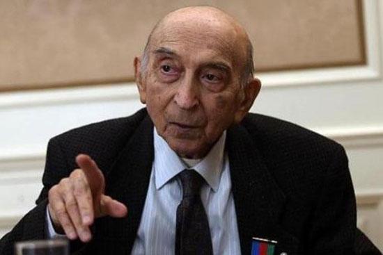 پروفسور لطفعلی عسگرزاده درگذشت