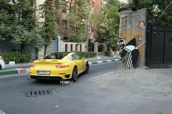 سریعترین خودرو در ایران
