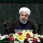 سخنان تند روحانی درباره برجام در مجلس + فیلم