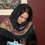 واکنش مهناز افشار به اعتصاب غذای مهدی کروبی