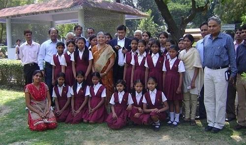 زنی با ۸۰۰ فرزند در هند